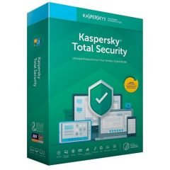 Kaspersky Total Security 2021 1 year 5 devices key Global