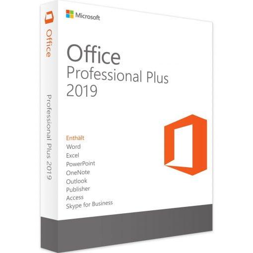 Microsoft Office Professional Plus 2019 CD Key Global