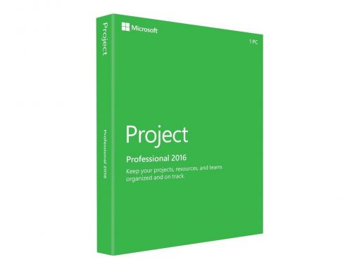Microsoft Project 2016 professional CD Key Global