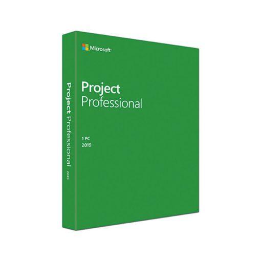 Microsoft Project 2019 Professional Key Global