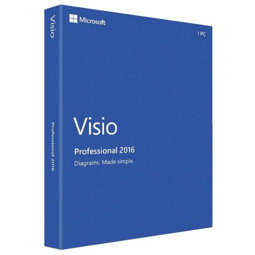 Microsoft Visio 2016 professional CD Key Global
