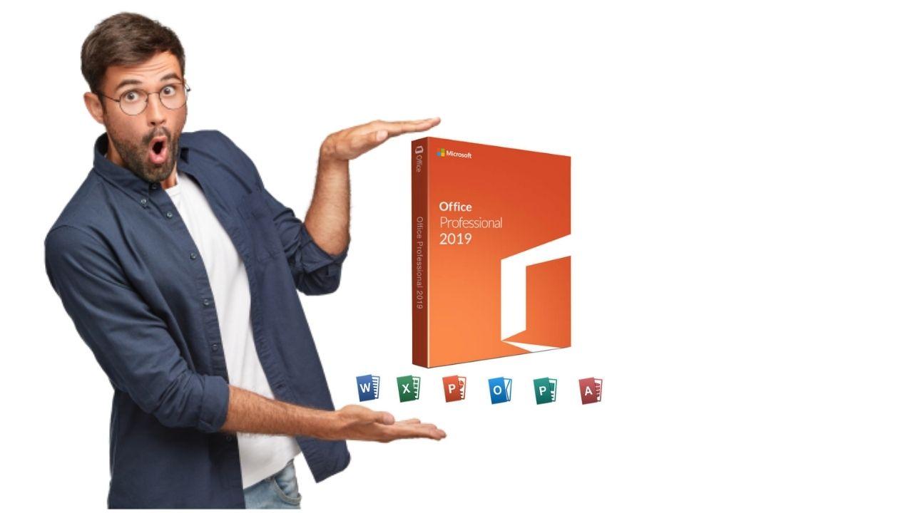 Buy Microsoft Office Professional Plus 2019