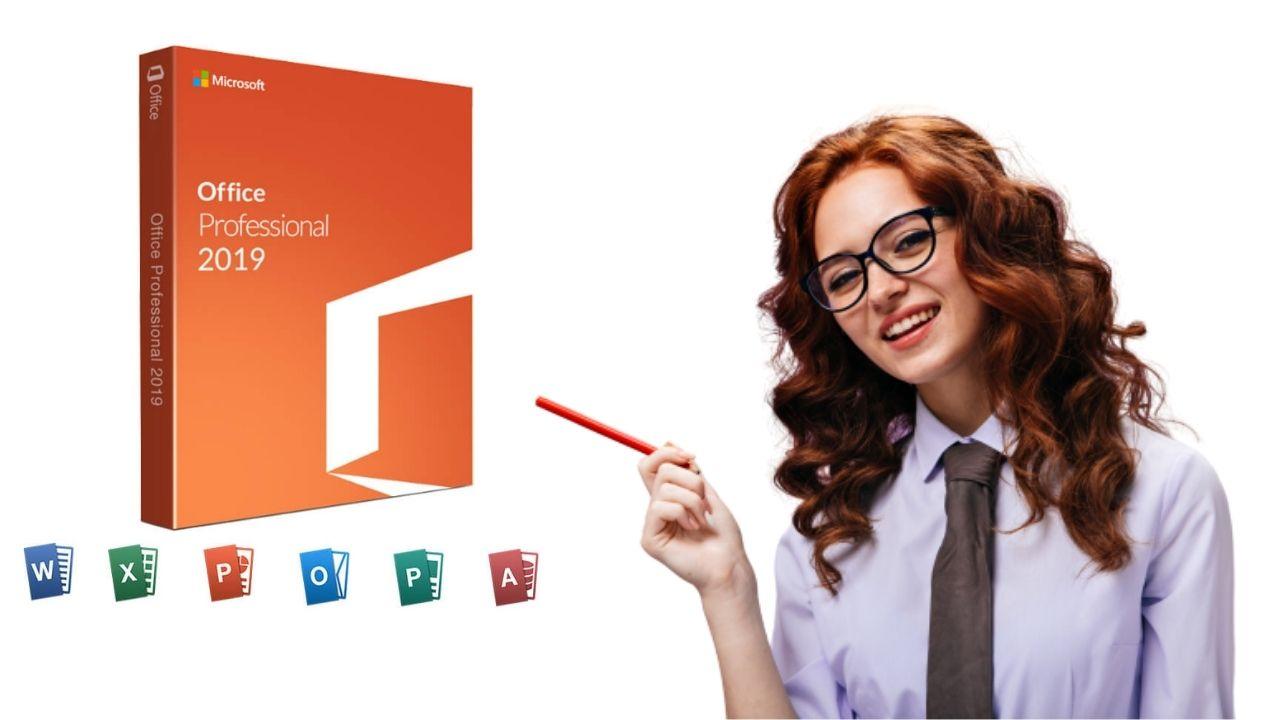 Install Microsoft Office Professional Plus 2019