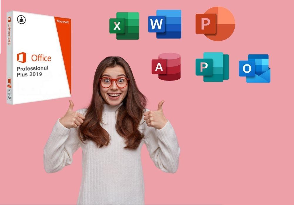 Microsoft Office Professional Plus 2019 Key 3