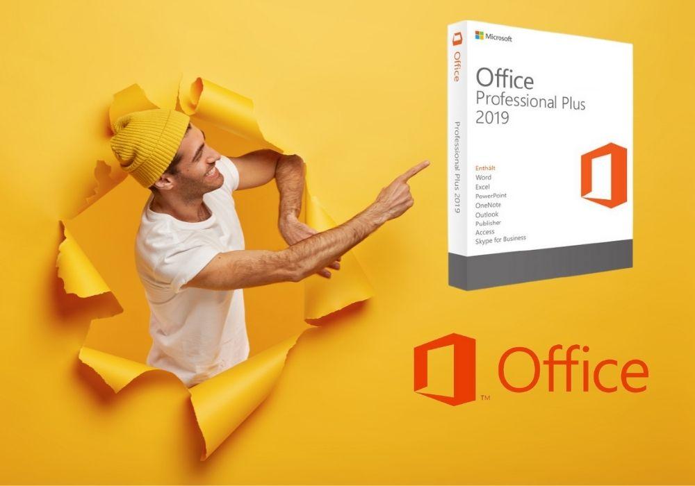 Microsoft Office Professional Plus 2019 Key 4