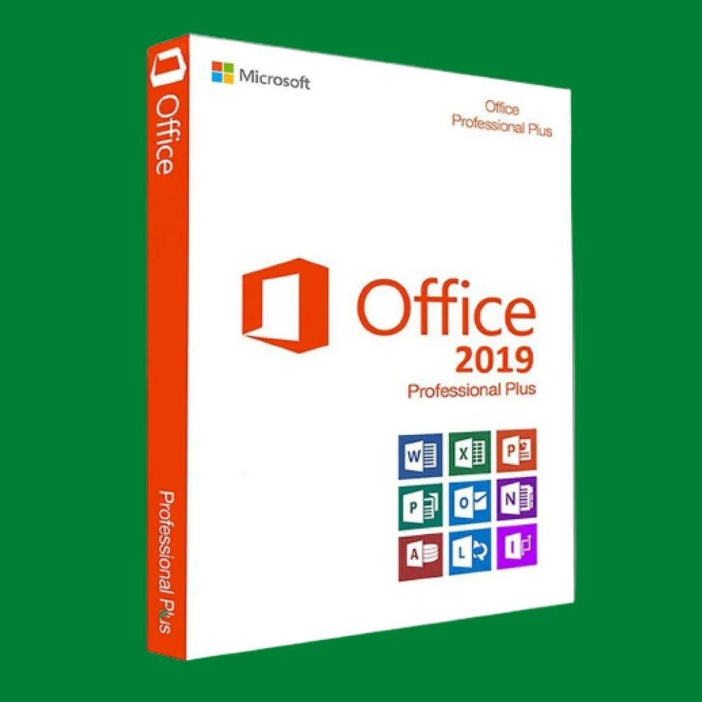 Microsoft Office Professional Plus 2019 Key 8